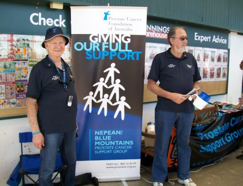 Bunnings Michinburry September Prostate Awareness