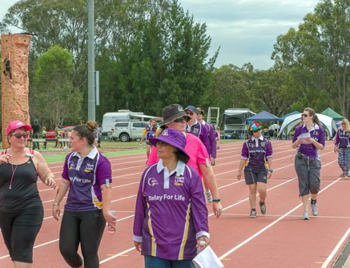 Penrith Relay for Life – 2 to 3 April, 2016