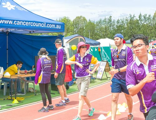 Relay for Life Blacktown- 2015